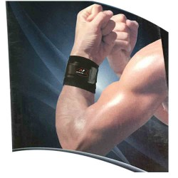 Ninja silica gel ventilating bracers(single)
