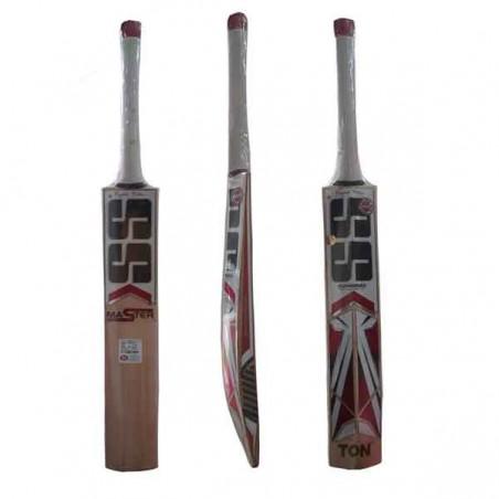 SS Master English Willow Cricket Bat