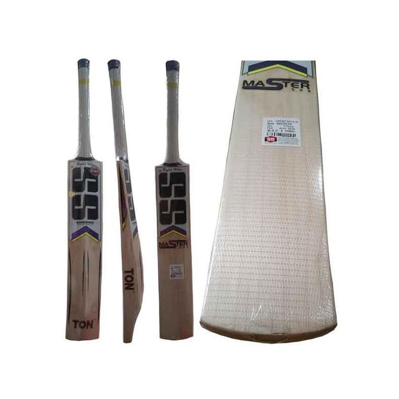 SS Master 500 English Willow Cricket Bat