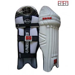 SS Matrix Cricket Batting Leg Guard