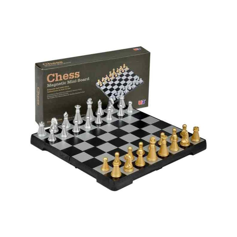 Chess Folding Magnetic Board