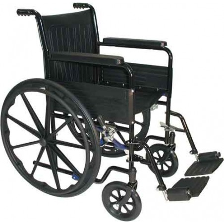 Wheel chair black body