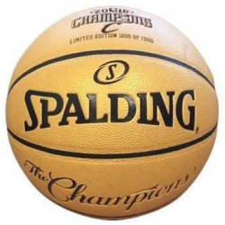 Spalding Basketball Gold