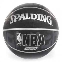 Spaliding Basketball Silver