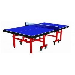 Folding Movable Table Tennis Table TA-016