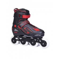 Roller Skates shoes black and red