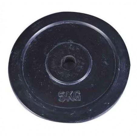 Dumbbell Plate 5 Kg (Black)