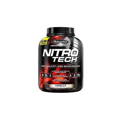 MuscleTech Nitro Tech (Vanila & chocolate)
