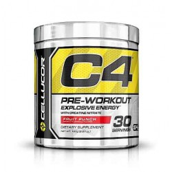 Cellucor C4 - Ice Blue Razz