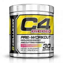 Cellucor C4 Ripped - Cherry Limeade