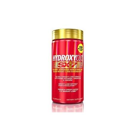 Hydroxycut SX-7 - Non Stimulant Formula