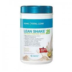 GNC Total Lean Lean Shake 25 - French Vanilla