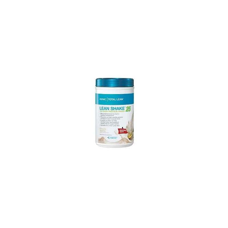 GNC Total Lean Lean Shake 25 - French Vanilla