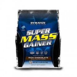 Dymatize Nutrition Super Mass Gainer 12lbs