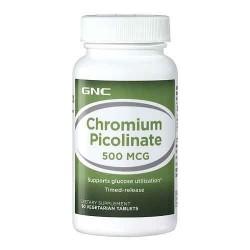 GNC Chromium Picolinate 500 MCG