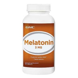 GNC Melatonin 3 mg