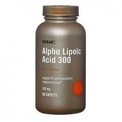 GNC alpha-Lipoic Acid 300 MG