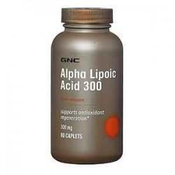 GNC alpha-Lipoic Acid 300 MG