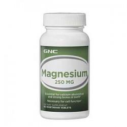 GNC Magnesium 250 MG