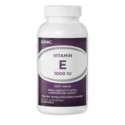 GNC Vitamin E 1000 IU
