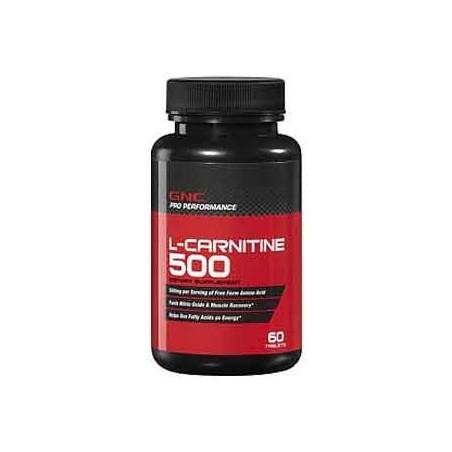 GNC Pro Performance L-Carnitine 500