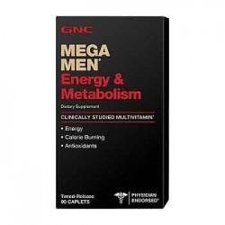 GNC Mega Men® Energy & Metabolism