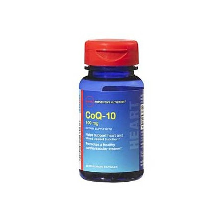 GNC Preventive Nutrition Coenzyme Q-10 100mg