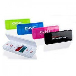 GNC 7 Day Pill Organizer