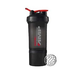 GNC Pro Performance AMP Blender Bottle ProStak