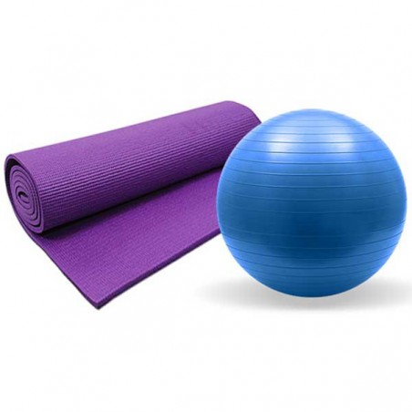 Gym Ball & Yoga Mats