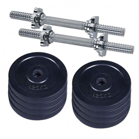 Adjustable Dumbbell Set 12kg