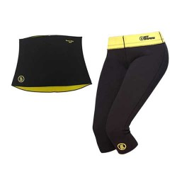 Sweat Slim Belt & Hot Shaperspants set