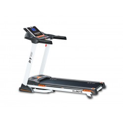 Foldable Motorized Treadmill KL 901S WHITE