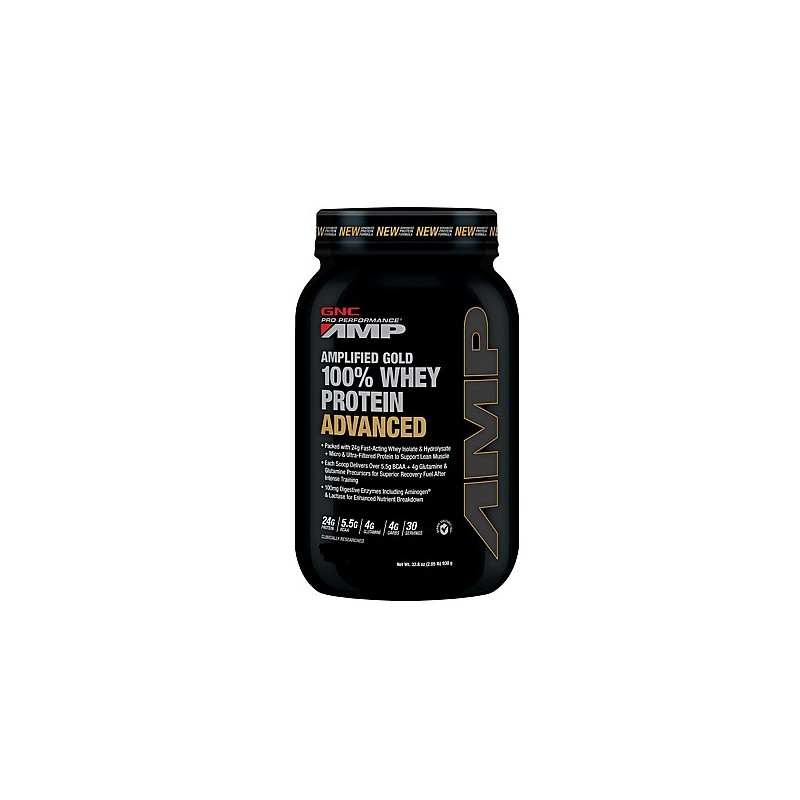 Pro Performance® AMP Amplified 100% Whey Protein
