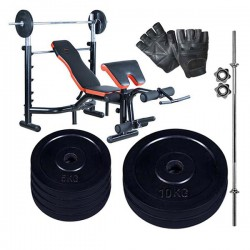 WEIGHT BENCH: ET-310A (COMBO)