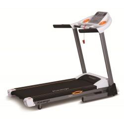 KONLEGA K642E Motorized Treadmill - Black and White
