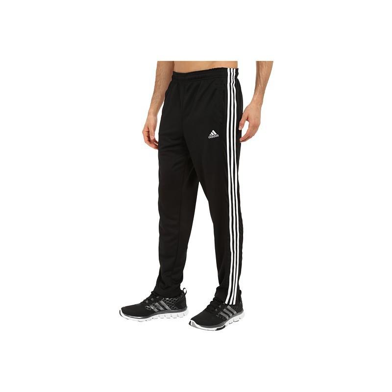 Adidas trouser 3 stripes BLACK/WHITE