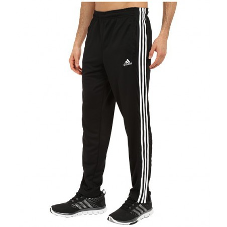Adidas trouser 3 stripes BLACK/WHITE