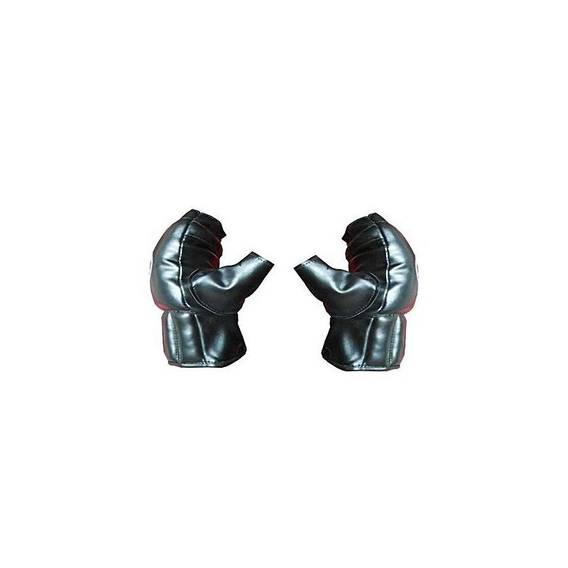 Boxing gloves Half Finger Black