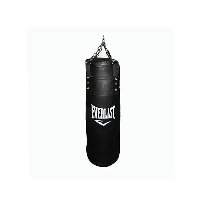 Boxing Pillow Black 65cm Jpg