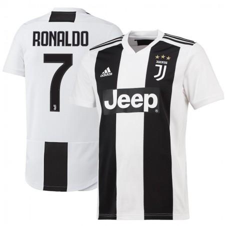Cristiano Ronaldo Juventus adidas home replica jersey 2018/19