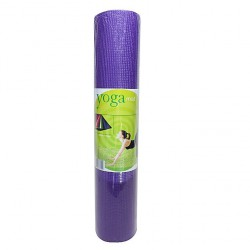 Yoga Mat purple 6mm