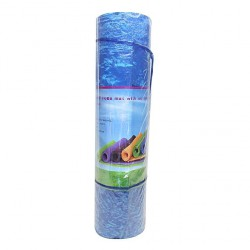 Yoga mat LIGHT BLUE