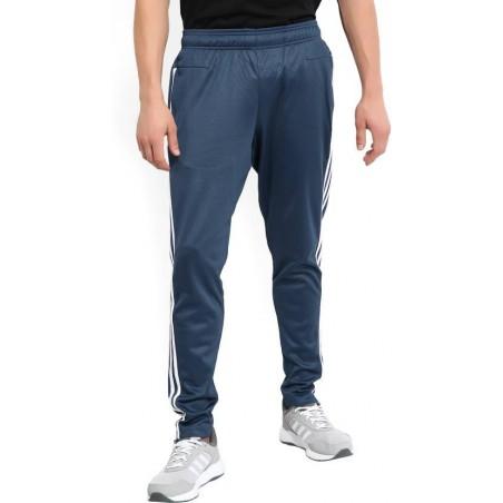ADIDAS Self Design Men's Blue Track Pants