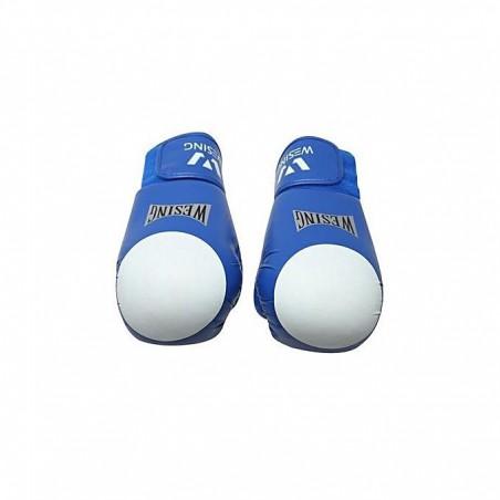 Wesing Boxing Gloves- Blue-White