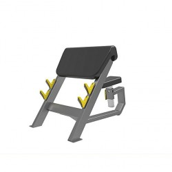 DHZ E3044 - Seated Pitcher Curl Home Gym