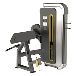 Camber curl Home Gym DHZ -G3030A - White and Black