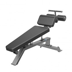 Abdominal bench (Sit up bench) DHZ -A3037-Black