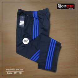 Adidas Trouser black/blue
