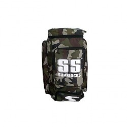 SS Camo Duffle Cricket Kit Bag - Army Printed